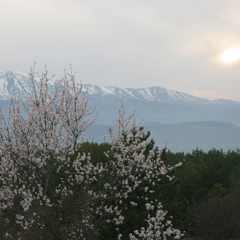 Montagnes des Abruzzes