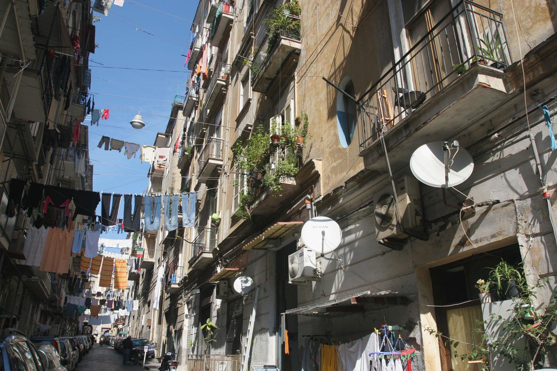 quartier de Spaccanapoli, Naples