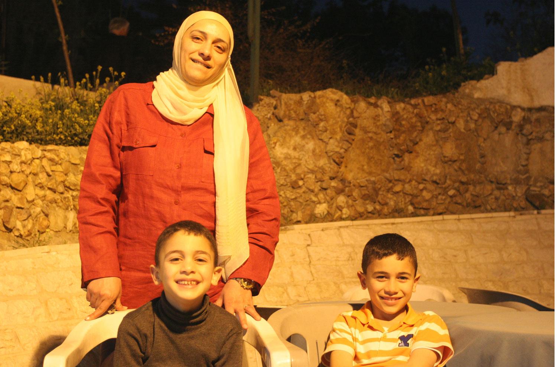 Famille d'Amman