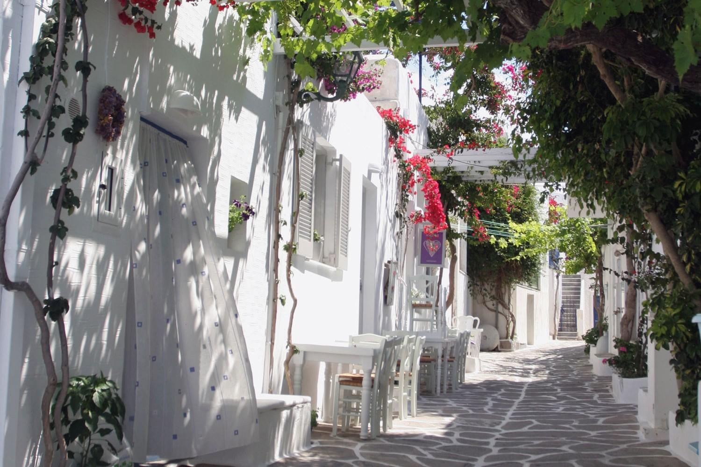 Maison de Naoussa, Paros