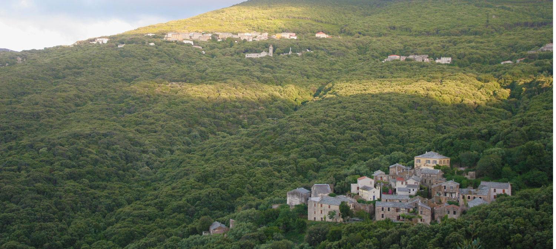Hameaux d'Ersa, Cap Corse