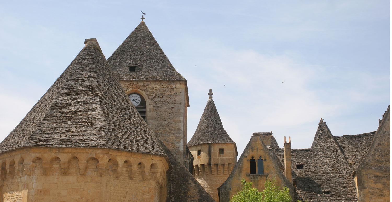 Le village de Saint Geniès