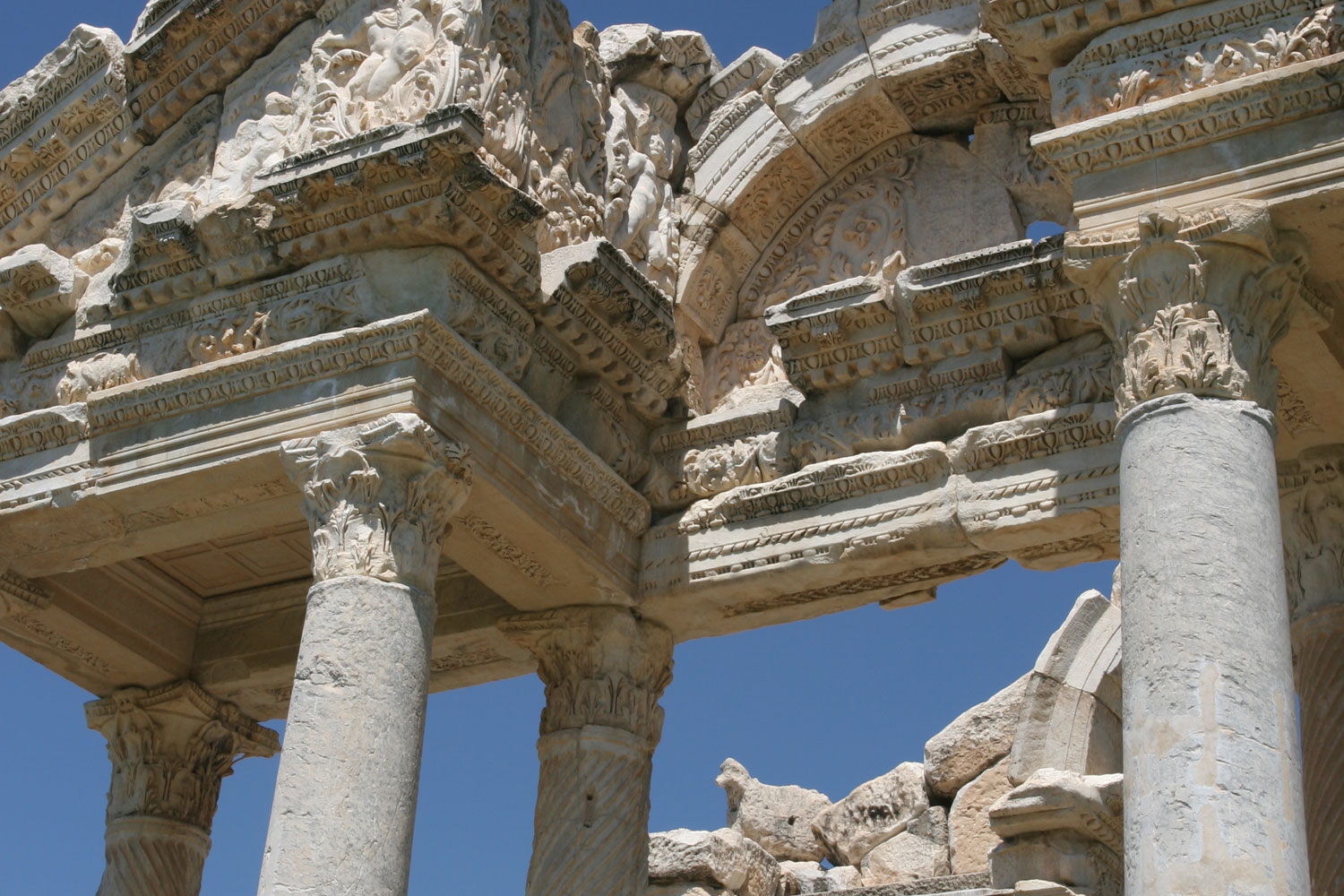 Le site antique d'Aphrodisias
