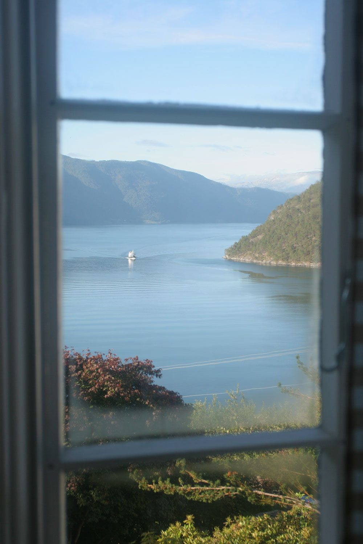 Baie de Kaupanger, Sognefjord