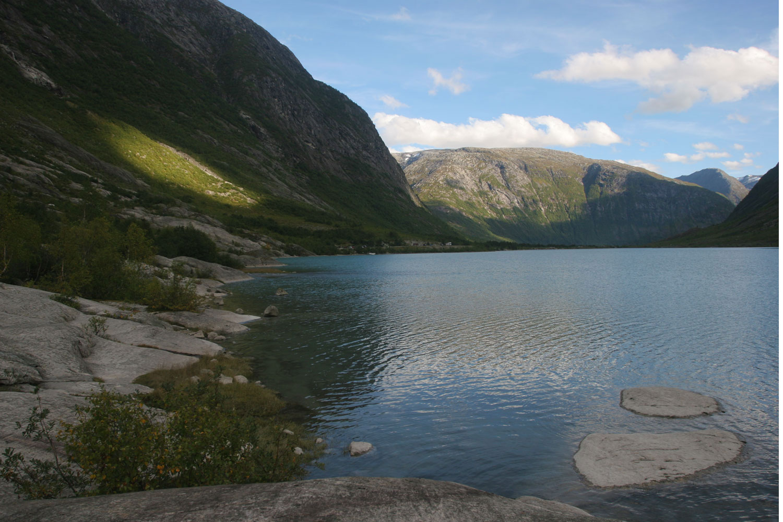 Lac de Nigardsbrevatnet