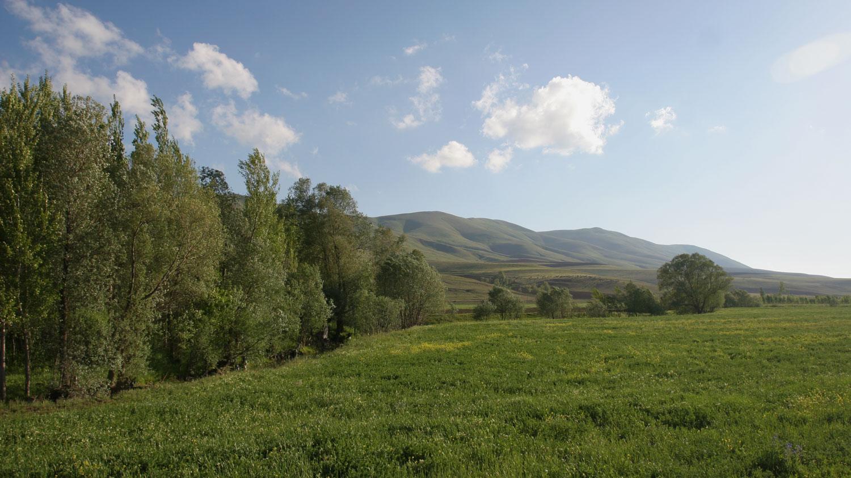 Paysage d'Anatolie
